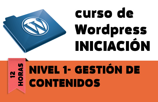 Curso de wordpress iniciación nivel 1